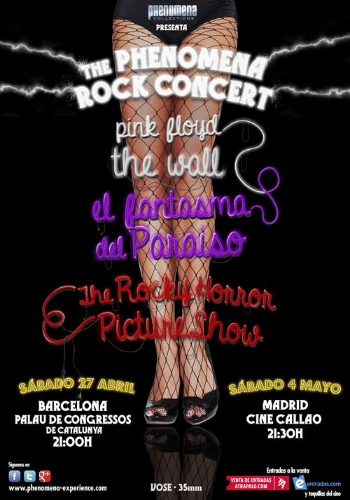 poster_phenomena Rock Concert_online